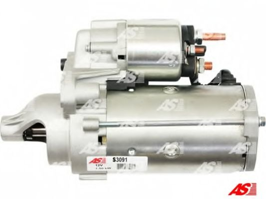 Electromotor, Demaror PEUGEOT 407 (6D_) (2004 - 2016) AS-PL S3091